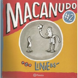 Libro. MACANUDO 2 - Liniers