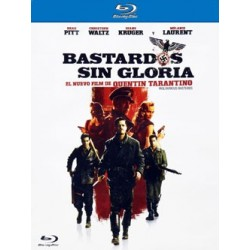 Blu-ray. BASTARDOS SIN GLORIA