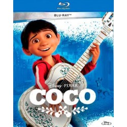 Blu-ray. COCO