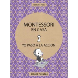 Libro. MONTESSORI EN CASA
