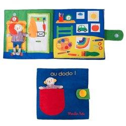 Cuaderno Cosido Mediano Sé la Alegria - Arcoíris Rayado