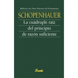 Libro. LA CUÁDRUPLE RAÍZ DEL PRINCIPIO DE RAZÓN SUFIENTE