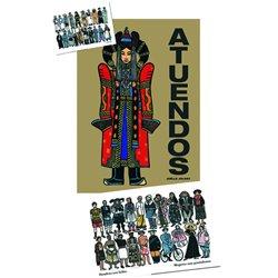 Imán Mafalda. Más de una vez me he preguntado - Amigas