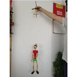 Imán Mafalda. Mafalda y amigos en la silla