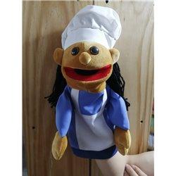 Tira imantada Mafalda. Desorden - Papá