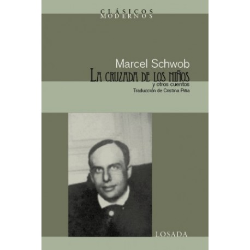 marcel schwob la cruzada de los niños pdf