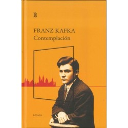 Libro. CONTEMPLACIÓN - Franz Kafka