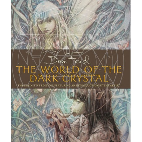 Libro. THE WORLD OF THE DARK CRYSTAL
