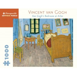 Rompecabezas. VAN GOGH. Van Gogh's bedroom at Arles