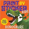 Libro. Paint by Sticker Kids: Dinosaurs