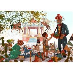 Libro. TODOS BOSTEZAN