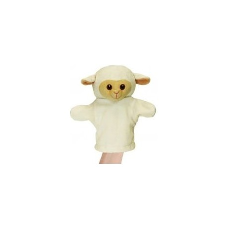 Titere. MY FIRST PUPPET LAMB