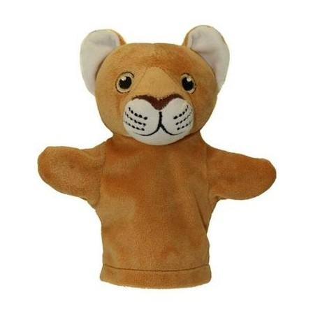 Titere. MY FIRST PUPPET LION