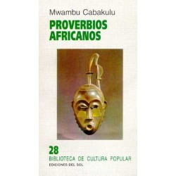 Libro. PROVERBIOS AFRICANOS