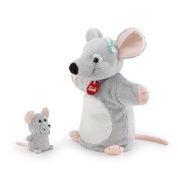 Títere de dedo. MINI CARBONERO - Chickadee