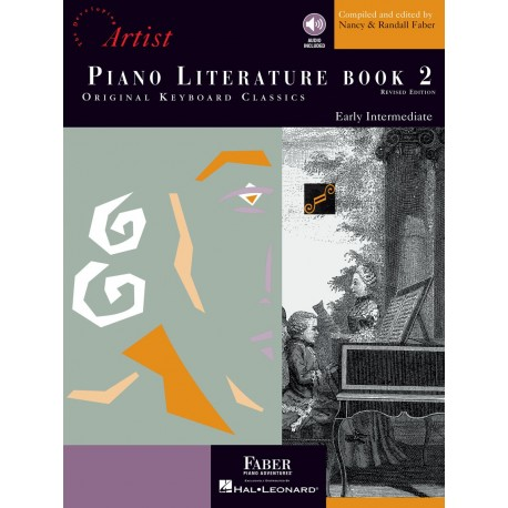 Libro. PIANO LITERATURE – BOOK 2 Developing Artist Original Keyboard Classics
