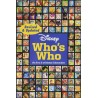 Libro. Disney WHO'S WHO. Revised and updated.