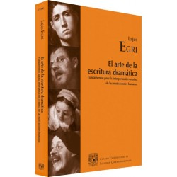 Libro. EL ARTE DE LA ESCRITURA DRAMÁTICA