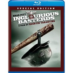 Blu-ray. INGLOURIOUS BASTERDS