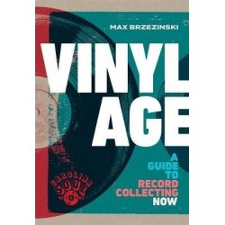 Libro. VINYL AGE. A guide to record collecting now
