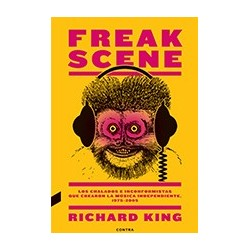 Libro. FREAK SCENE