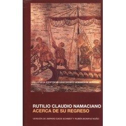 Libro. ACERCA DE SU REGRESO. Namaciano