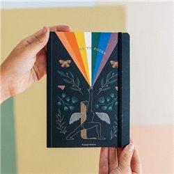 Libro. EL MONSTRUO DE COLORES. Cuaderno para colorear