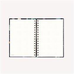 Agenda. QUINO 2021 Encuadernada Azul Oscuro