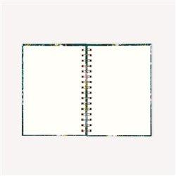 Agenda. QUINO 2021 Encuadernada Azul Claro
