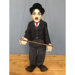 Marioneta de hilo. CHARLIE ( 70 cm)