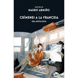 Libro. CRÍMENES A LA FRANCESA. Una antología
