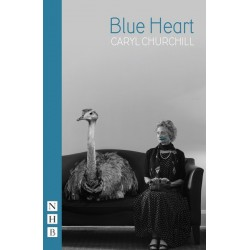 Libro. BLUE HEART. Caryl Churchill