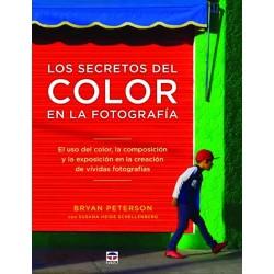 Libro. LOS SECRETOS DEL COLOR EN LA FOTOGRAFÍA