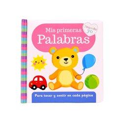 Libro. TOPITO TERREMOTO - Mi primer libro de cartón