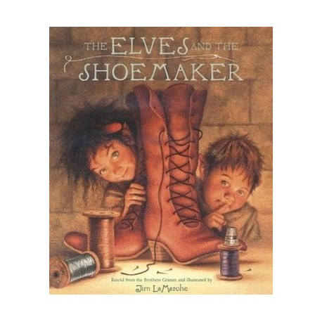 Libro. THE ELVES AND THE SHOEMAKERS