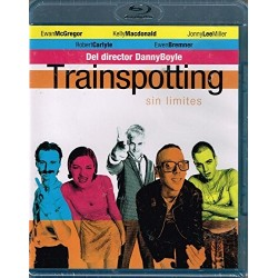 Blu-ray. TRAINSPOTTING - SIN LIMITES