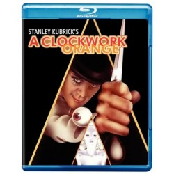 Blu-ray. A CLOCKWORK ORANGE - Stanley Kubrick's