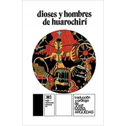 Libro. DIOSES Y HOMBRES DE HUAROCHIRÍ