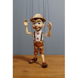 Marioneta de hilo. PINOCHO VINTAGE