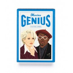 Juego de naipes. GENIUS MOVIES - Genius Playing Cards
