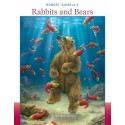 Libro de colorear. Robert Bissell's Rabbits and Bears Coloring Book