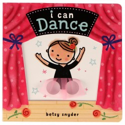 Libro. I CAN DANCE