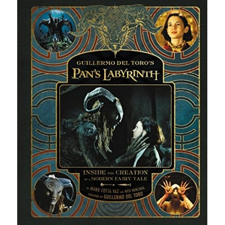 Libro. Guillermo del Toro's Pan's Labyrinth: Inside the Creation of a Modern Fairy Tale