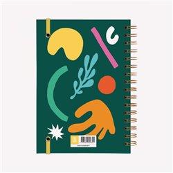 Libro. EMOTIMANIA - over 100 puffy stickers