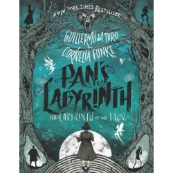 Libro. PAN'S LABYRINTH - THE LABYRINTH OF THE FAUN