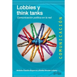 Libro. LOBBIES Y THINK TANKS. Comunicación política en la red