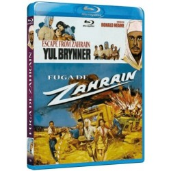 Blu-ray. LA FUGA DE ZAHRAIN (BLU-RAY)