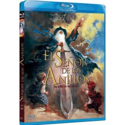 Blu-ray. EL SEÑOR DE LOS ANILLOS - The lord of the rings