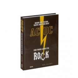 Libro. AC/DC. For those about to rock