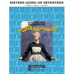 Partitura. SIXTEEN GOING ON SEVENTEEN (FROM 'THE SOUND OF MUSIC')